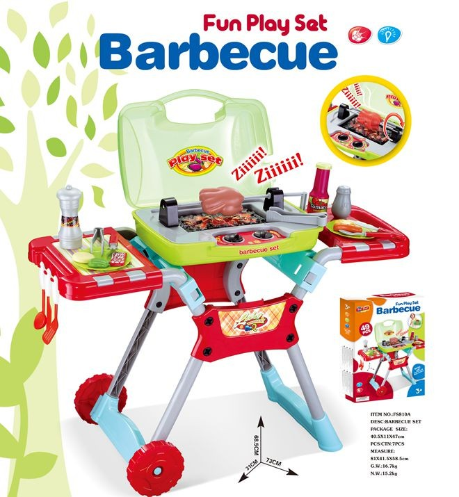 BBQ play set FS810A