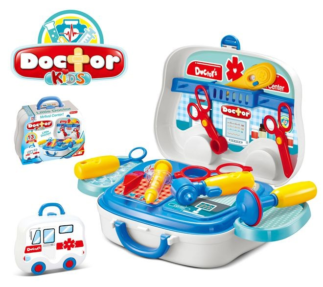 Little doctor set 008-918A