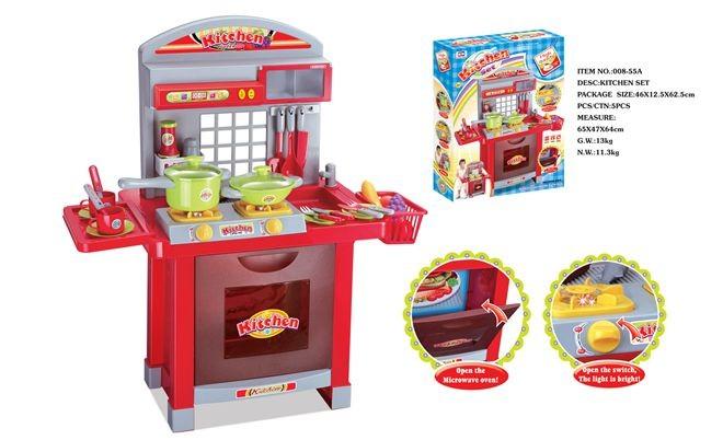 Kitchen set 008-55A