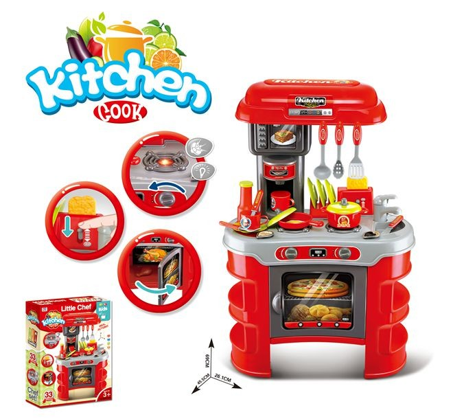 Kitchen set 008-908A