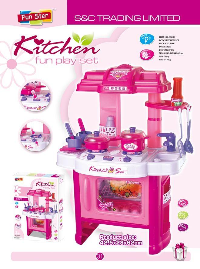 Kitchen set FS806
