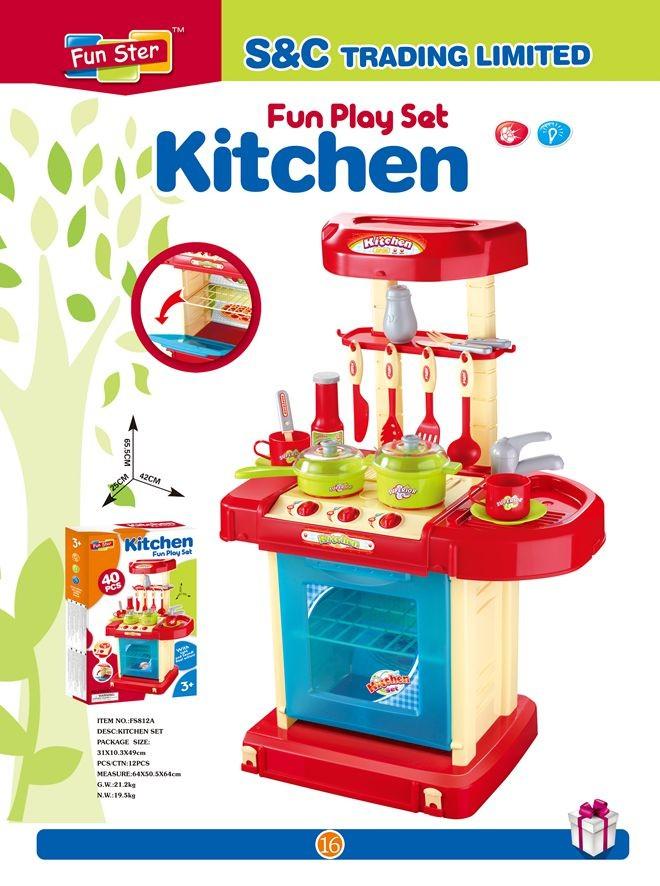 Kitchen set FS812A