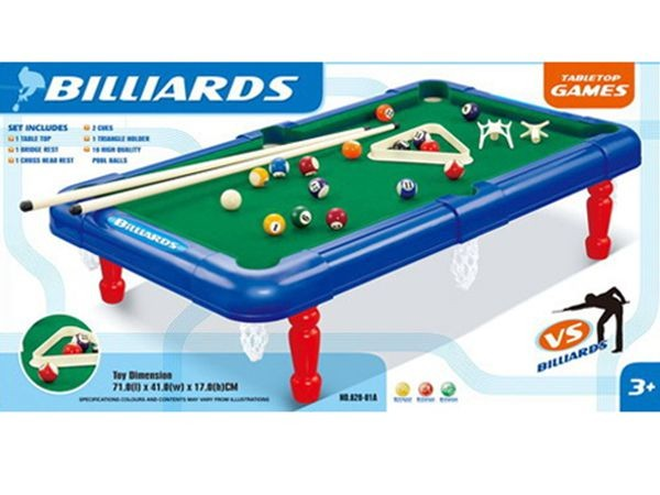 Table billiards game 628-01B