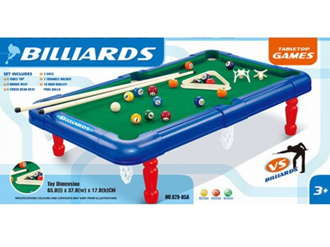 Table billiards game 628-05A