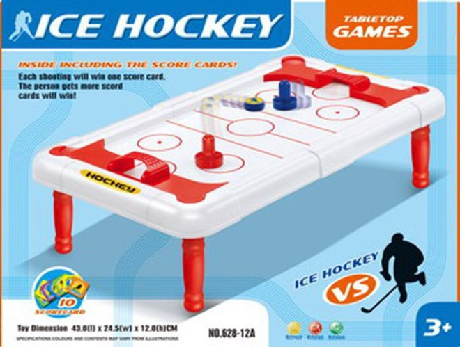 Table ice hockey game 628-12A