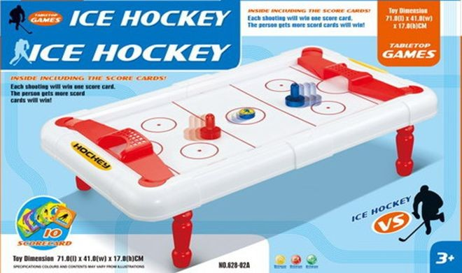 Table ice hockey game 628-02A