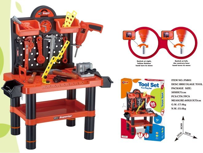 Tool set FS801