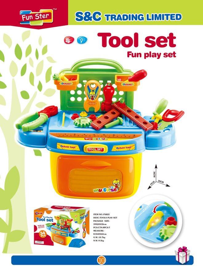 Tool set FS822
