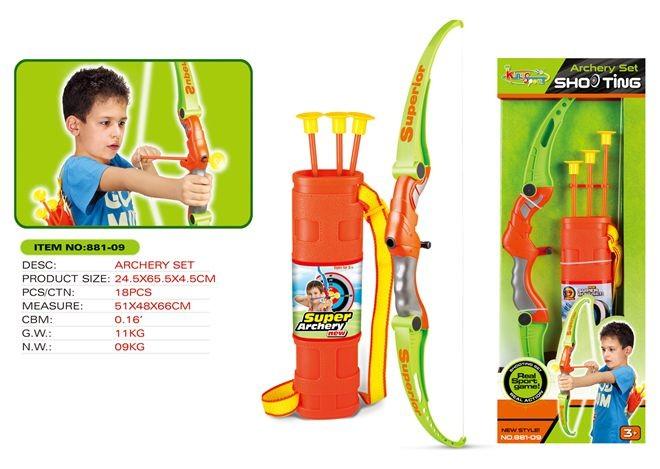 Archery set 881-09