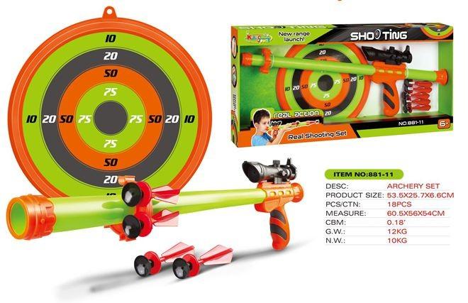 Archery set 881-11