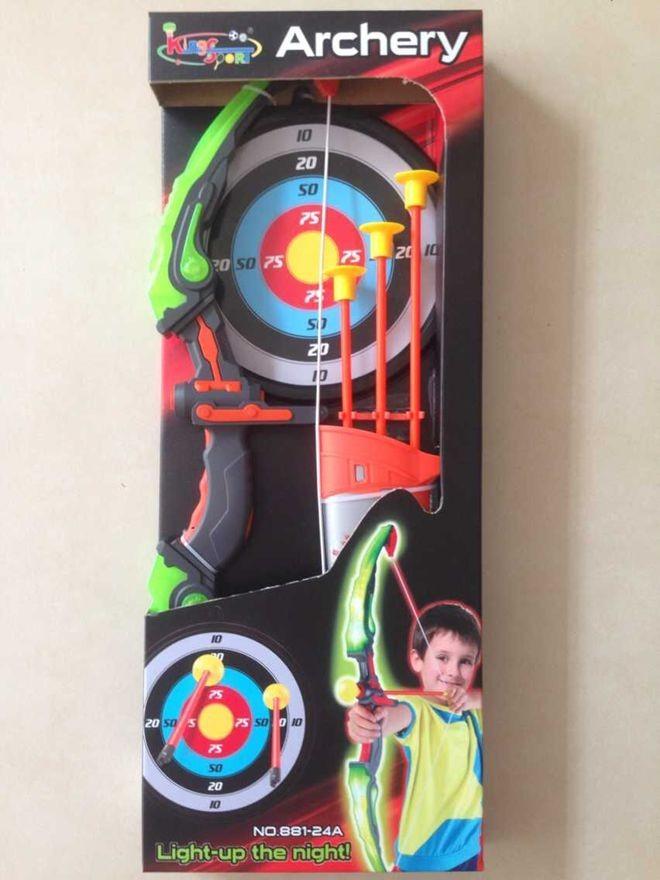 Archery set 881-24A