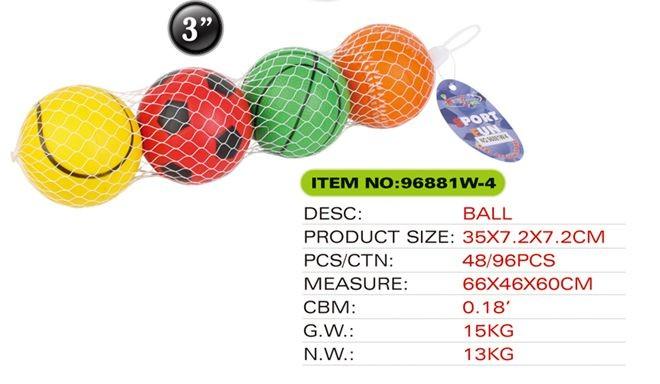 Ball set 96881W-4