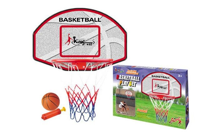 Portable basketball set 20881F-1