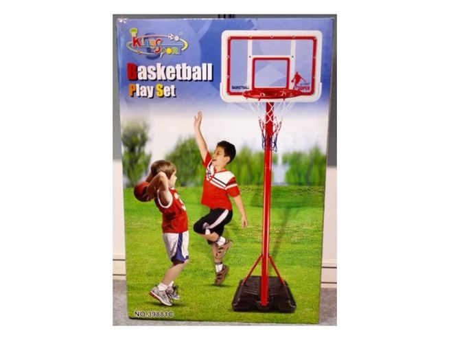 Portable basketball set 39881C