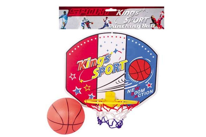 Portable basketball set 8881B