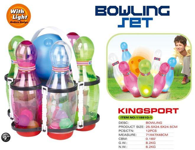 Bowling set 11881G-1