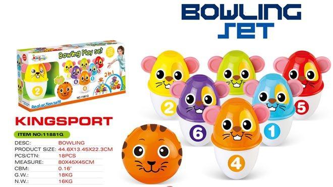 Bowling set 11881Q