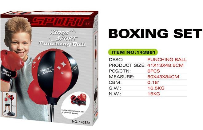 Boxing set 143881