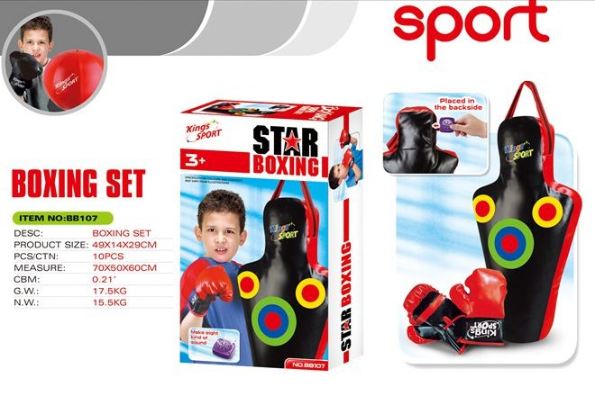 Boxing set BB107
