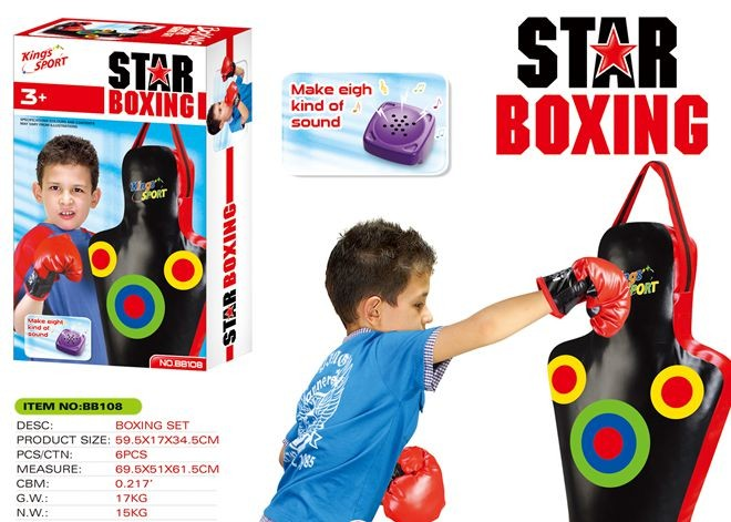 Boxing set BB108