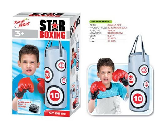 Boxing set BB118