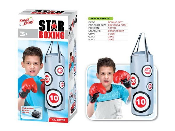 Boxing set BB119