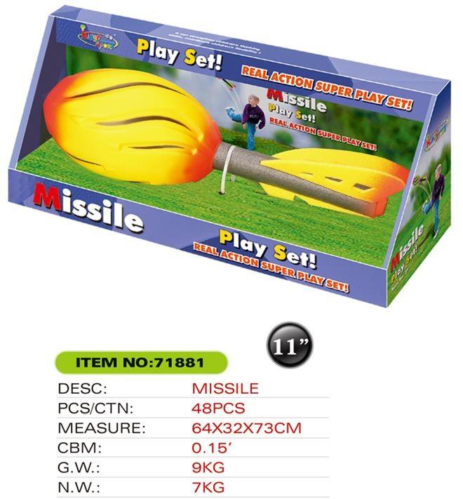 Missile set 71881