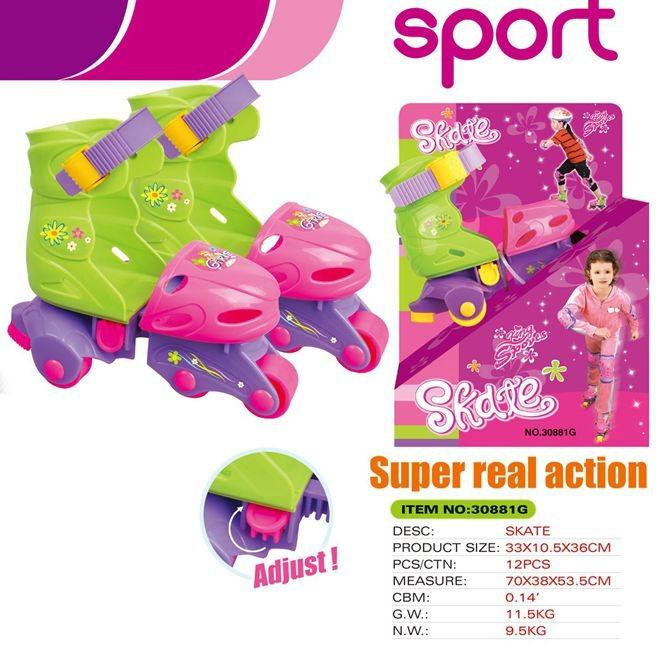 Skate set 30881G