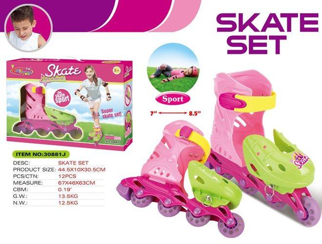 Skate set 30881J