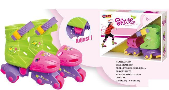 Skate set FS706