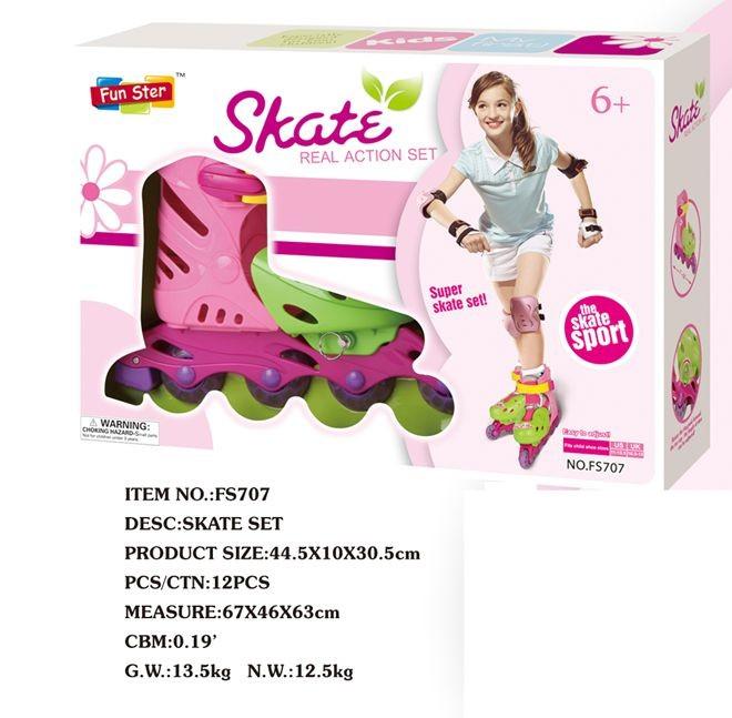 Skate set FS707