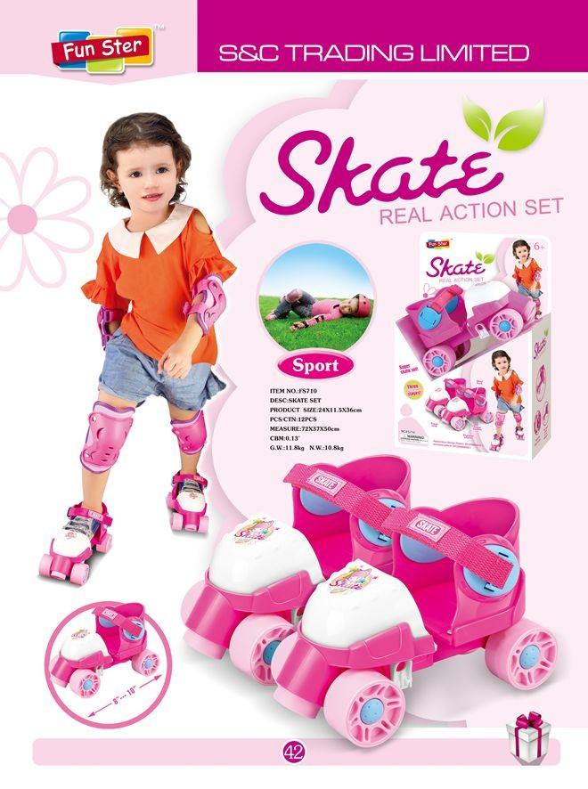 Skate set FS710