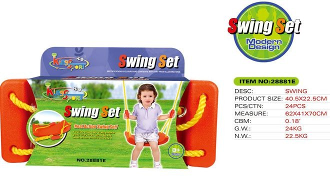 Hot sale swing set 28881E